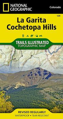 La Garita, Cochetopa Hills (National Geographic Maps: Trails Illustrated #139) Cover Image