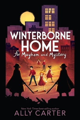 Winterborne Home for Mayhem and Mystery Cover Image