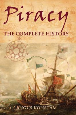 Piracy: The Complete History Cover Image