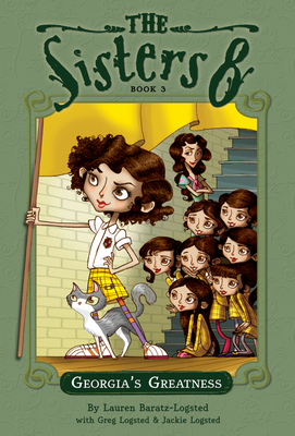 Georgia's Greatness (The Sisters Eight #3) Cover Image