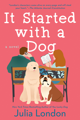 It Started with a Dog (Lucky Dog) Cover Image