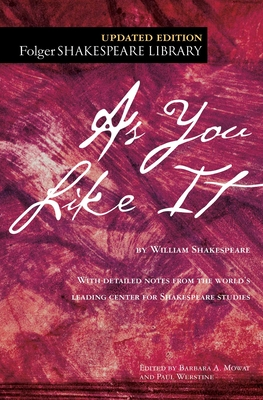 As You Like It (Folger Shakespeare Library) Cover Image