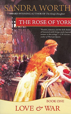 The Rose of York Cover