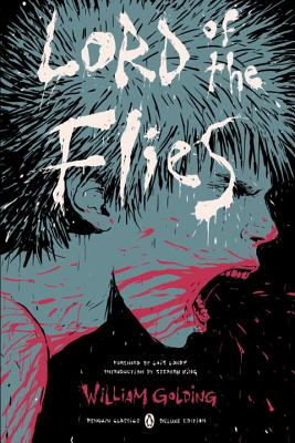 Lord of the Flies: (Penguin Classics Deluxe Edition) Cover Image