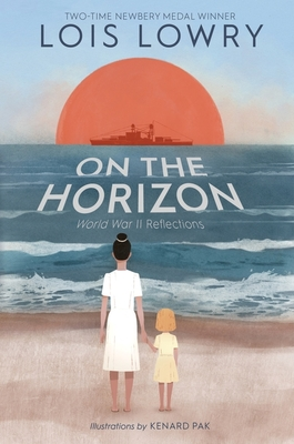 Cover for On the Horizon