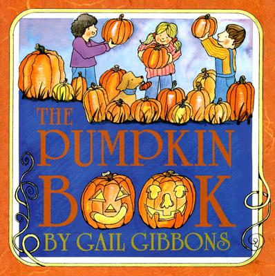 The Pumpkin Book [With Hc Book] Cover Image