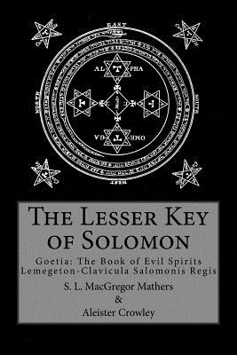 The Lesser Key of Solomon Cover Image