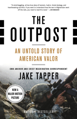 The Outpost: An Untold Story of American Valor Cover Image