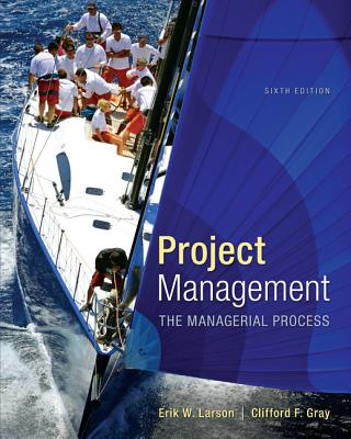 Project Management: The Managerial Process with MS Project Cover Image