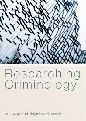 Researching Criminology Cover Image