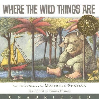 Where the Wild Things Are CD: In the Night Kitchen,Outside Over There, Nutshell Library,Sign on Rosie's Door, Very Far Away Cover Image