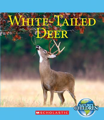 White-Tailed Deer (Nature's Children (Children's Press Paperback)) Cover Image