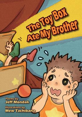 Cover for The Toy Box Ate My Brother