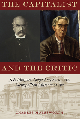 The Capitalist and the Critic Cover