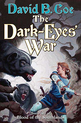 The Dark-Eyes' War Cover