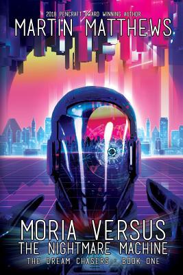 Moria Versus The Nightmare Machine Cover Image