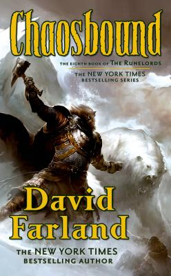 Chaosbound: The Eighth Book of the Runelords Cover Image