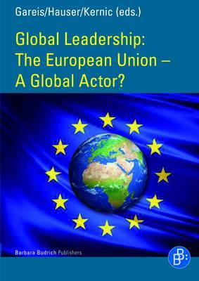 The European Union - A Global Actor? Cover Image