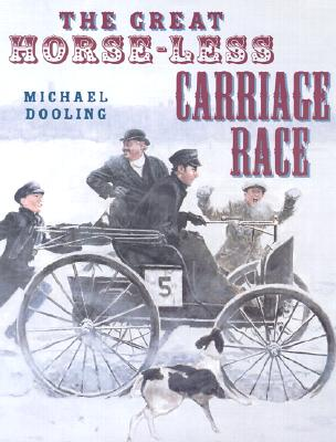 The Great Horse-Less Carriage Race Cover