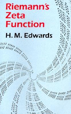 Riemann's Zeta Function (Dover Books on Mathematics) Cover Image