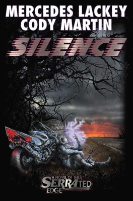 Silence (Serrated Edge #9) Cover Image