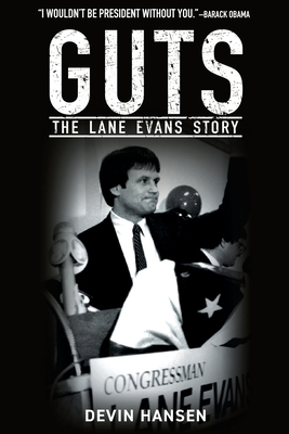 Guts: The Lane Evans Story Cover Image