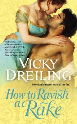 How to Ravish a Rake Cover