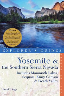 An Explorer's Guide Yosemite & the Southern Sierra Nevada Cover
