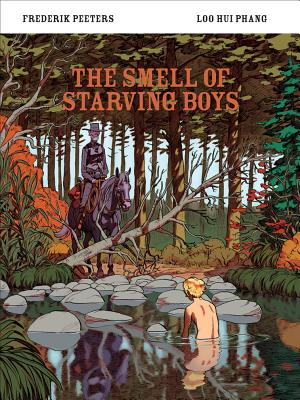 The Smell of Starving Boys Cover Image