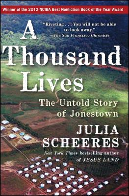 A Thousand Lives: The Untold Story of Jonestown Cover Image