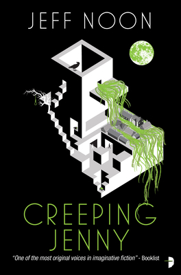 Creeping Jenny: A Nyquist Mystery (Nyquist Mysteries #3) Cover Image
