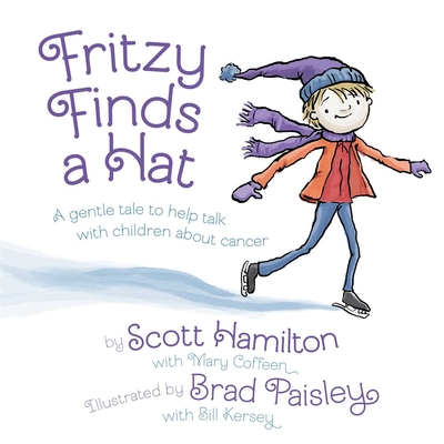 Fritzy Finds a Hat: A Gentle Tale to Help Talk with Children About Cancer Cover Image