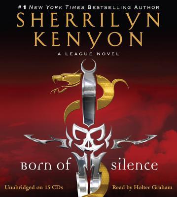 Born of Silence Lib/E (League #5) Cover Image