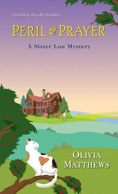 Peril & Prayer (A Sister Lou Mystery #2) Cover Image