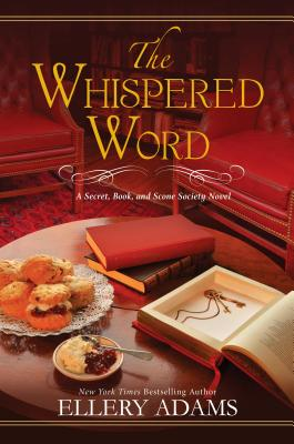 The Whispered Word (A Secret, Book and Scone Society Novel #2) Cover Image