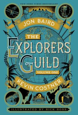 The Explorers Guild: Volume One: A Passage to Shambhala Cover Image