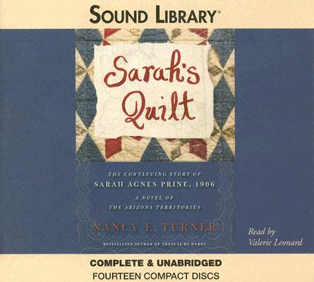 Sarah's Quilt: The Continuing Story of Sarah Agnes Prine, 1906 Cover Image