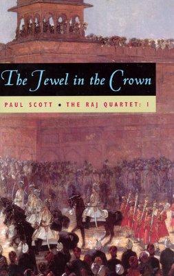 The Raj Quartet, Volume 1 Cover