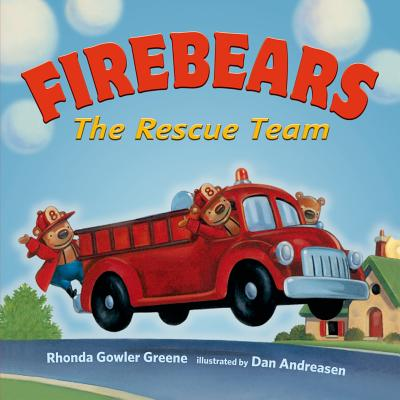 Firebears, the Rescue Team Cover