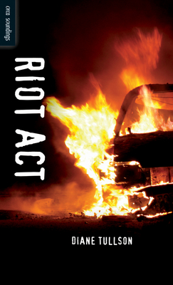 Riot Act (Orca Soundings (Library)) Cover Image