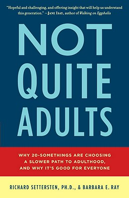 Not Quite Adults Cover