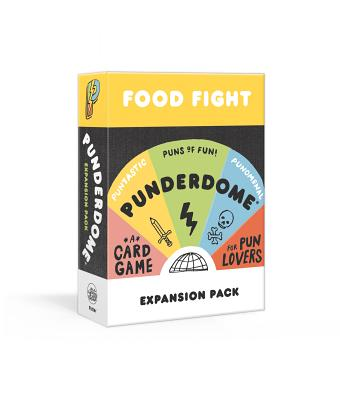 Punderdome Food Fight Expansion Pack: 50 S'more Cards to Add to the Core Game Cover Image