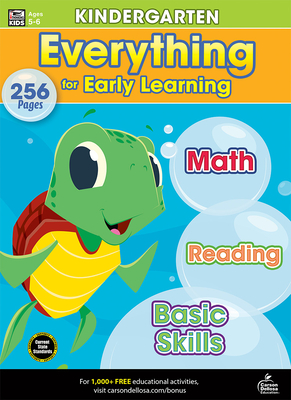 Everything for Early Learning, Grade K Cover Image