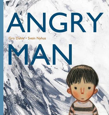 Cover for Angryman