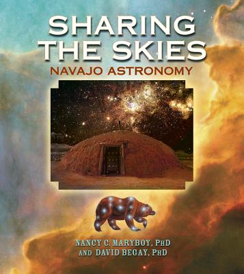 Sharing the Skies: Navajo Astronomy Cover Image