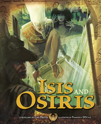 Isis and Osiris (Egyptian Myths) Cover Image