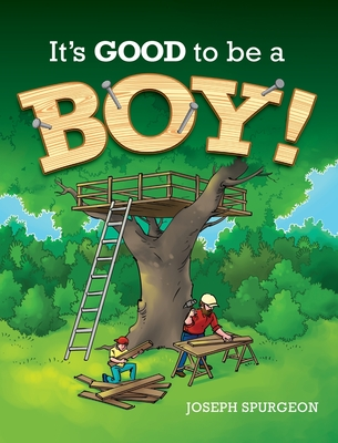 It's Good to be a Boy! Cover Image