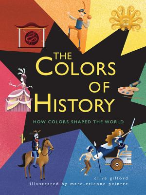 Cover for The Colors of History