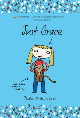 Just Grace (The Just Grace Series #1) Cover Image