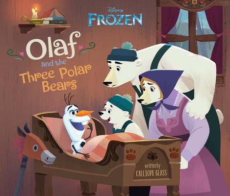 Frozen: Olaf and the Three Polar Bears Cover Image